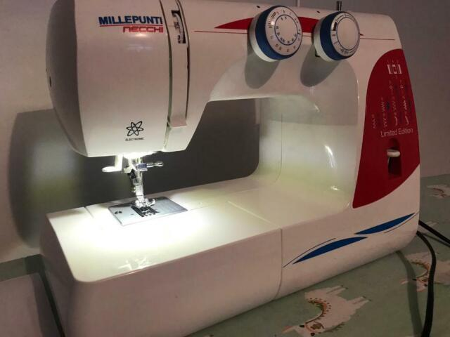 Necchi Millepunti Limited Edition Sewing Machine | in Craigavon, County on