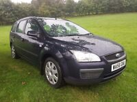 2007 FORD FOCUS ESTATE LX 1.8 DIESEL TDCI