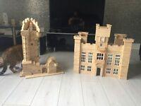 Handmade Sherriff Court