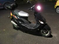 direct bikes 50cc moped scooter 49cc ped 2009