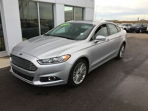 2016 Ford Fusion SE leather, moonroof $193.68 b/weekly.