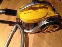 Zanussi 1800W Pet Vacuum Cleaner.