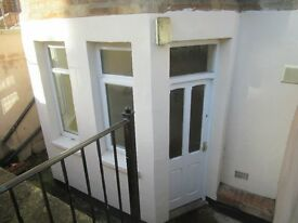 Large two bedroomed flat with garden
