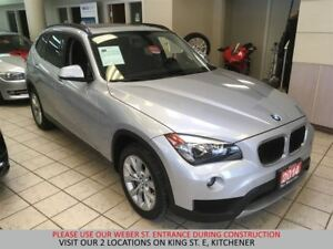 2014 BMW X1 xDrive28i | PANO ROOF | SENSORS | HEATED STEERING