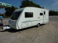 Sterling Eccles Emerald Touring Caravan