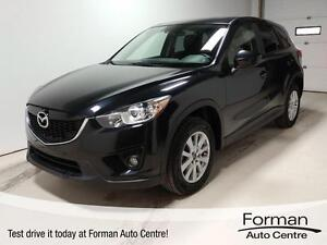 2013 Mazda CX-5 GS - Local Trade | Htd Seats | Backup Cam