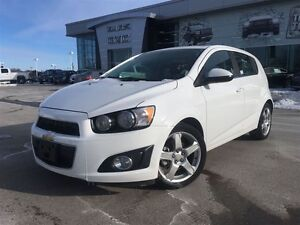 2016 Chevrolet Sonic LT Turbo|Sunroof|Remote Start|Backup Camera