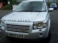 £5590 Land Rover FREELANDER 2 2.2 TD4 GS 5dr FULL HISTORY