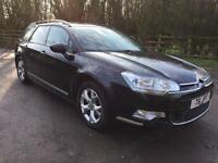 Citroen C5 2.0 HDi VTR+ 5dr HPI CLEAR+6 MONTHS WARRANTY
