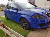 Seat altea, VW, Mpv, rare colour