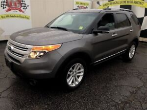 2013 Ford Explorer XLT, Navigation, Leather, 3rd Row Seating, 4*