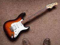 Aria STG series guitar