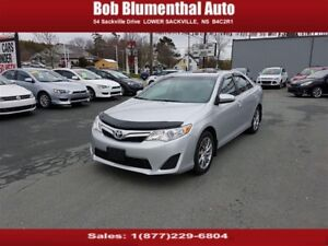 2013 Toyota Camry LE w/ BackUp Cam, BT & Cruise ($57 weekly,...