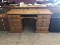 Stunning solid pine quality desk