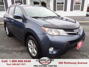 2013 Toyota RAV4 XLE $174.42 BI WEEKLY!!!