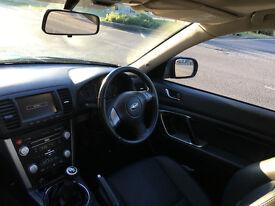 Ecconomical AWD estate car. Very Good Condition.