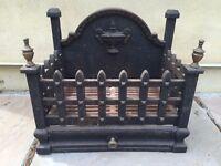 fire basket / grate