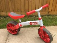 Y velo balance bike RRP £49.99