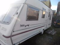 4/5 BERTH BAILEY PAGEANT 1999. WITH AWNING & EXTRAS