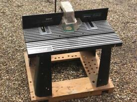 Trend router table