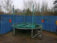 Trampoline 10ft ... Free