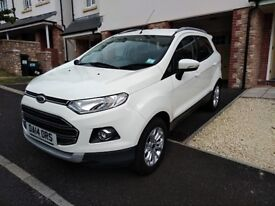 2014 Ford EcoSport Titanium 1.5 Petrol - Manual - *last chance to buy before part-exchange