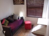A first floor 1 bed duplex apartment available for immediate occupation on Reighton Road E5 8SQ