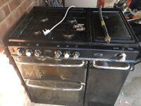 FREE Envoy Stoves 850 Double Oven