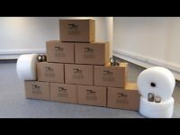 Removal Boxes,Bubble Wrap,Self Storage, Removals, Moving House, Office, Northern Ireland, Packaging