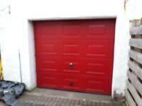 Garage Door (Sectional panel, 4 part) EVEREST