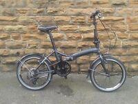 NEW Dawes Kingpin Commuter Folding Bike - RRP £499