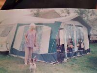 Classic bradcot active caravan awning 750-780cm