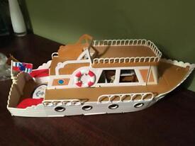 Sylvanian family boat