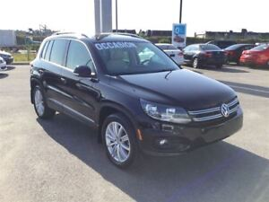 2013 Volkswagen Tiguan 4Motion Highline Cuir+Toit Panoramique Au