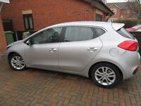 Super smooth car with over 4 yrs manuf. warranty left. Excellent condition. FSH. Free MOT when due