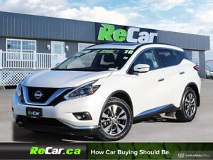 2018 Nissan Murano SV REDUCED | AWD | HEATED SEATS | NAV | SU...