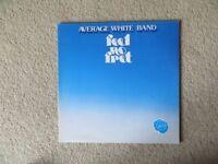 Average White Band 'Feel No Fret' original LP