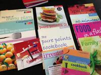Old Weight Watchers Books