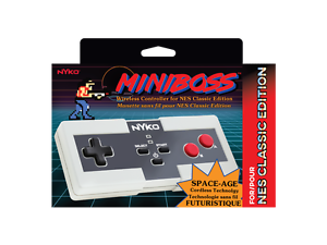 NEW Nyko Miniboss Mini NES Controller! Price is firm. Shelley Canning Area Preview
