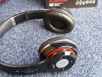 Brand New S460 Wireless Bluetooth Stereo Mp3 Headphones for £9.