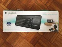 Logitech K400 Wireless Touch Keyboard