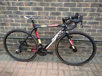 Plant X XLS cyclecross Carbon frame bike hydraulic brakes 51cm