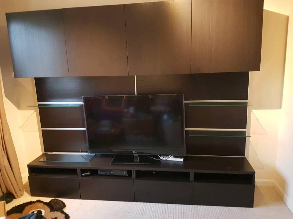 Ikea Framsta ikea besta framsta tv media unit in glasgow gumtree