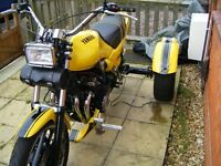 Yamaha Xj900 Trike Immaculate Condition New build