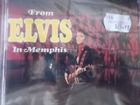 CD NEUF EMBALLE ELVIS PRESLEY :  FROM ELVIS IN MEMPHIS.
