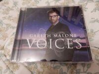 CD's - Gareth Malone - Voices (2013) & 2 Il Divo - Ancora & Christmas Collection