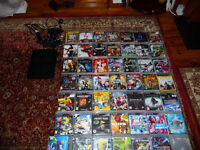 PlayStation 3 PS3 Super Slim 500gb Console With 48 Games