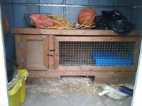 Rabbit Hutch for Sale £20