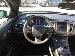 2015 Chrysler 200 S *SUNROOF-NAVIGATION* Kitchener / Waterloo Kitchener Area image 13