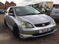 Honda Civic 2.0 Type R 2002 + Lots Of Mods + Drives superb + Must Drive
